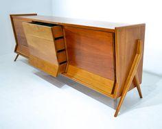 Eugenio Escudero, Credenza | From a unique collection of antique and modern credenzas at https://www.1stdibs.com/furniture/storage-case-pieces/credenzas/