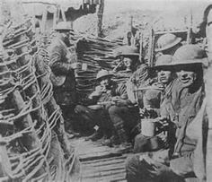 WW 1 Trenches