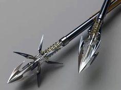 Tactical Arrow Heads
