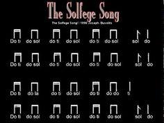 Solfege Song