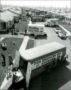 Suburbia, 1950s life