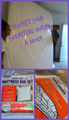 Don't ruin your #furniture during a #move! Read these #tips on how to protect your prized mattress during moving day: