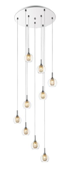 Z-Lite 905-9 9 Light Pendant