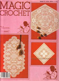 Magic Crochet Nº 13 - Edivana - Picasa-Webalben