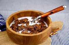 Baked Spiced Granola