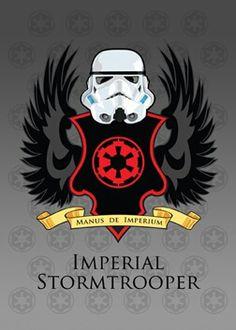 Trooper crest