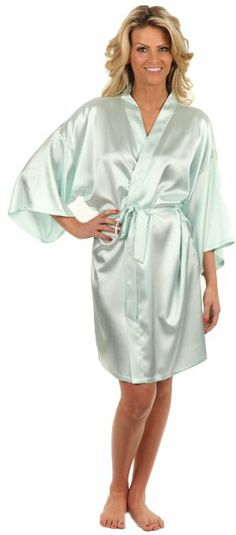 Amazon.com: Anntourage Women's Kimono Robe: Clothing