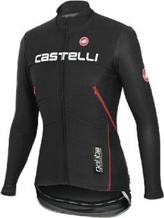 Castelli Gabba WS Long Sleeve Jersey BlackReflective Silver XXL  Mens ** Find out more about the great product at the image link.(This is an Amazon affiliate link and I receive a commission for the sales) #MensOutdoorClothing