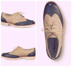 oxford shoes - tamaris <3