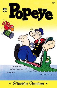 Popeye #59