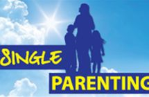 "Single Parenting - A special ""track"" for single parents while their children participate in our Treasured Promises group."