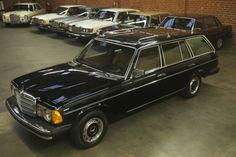 1979 Mercedes 300TD Station Wagon