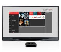 Middleware IPTV User Interface on Behance