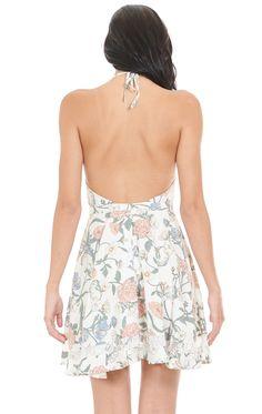 Rhythm Wallflower Dress #Rhythm