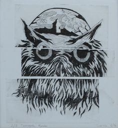 9b4f42c61 Las 21 mejores imágenes de Monotipias grabados | Printmaking ...