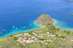https://flic.kr/p/Ey9YUH | Guadeloupe, France - Sugar Loaf @Islands of the Saints | Islands of the Saints, also known as Les Saintes, is a small archipelago of the French Antilles located to the south of Basse-Terre Island, west of Marie-Galante and north of Dominica. It is a dependency of Guadeloupe, which, in turn, is an overseas department and region of France.  Pain de Sucre (sugar loaf) is a little mountain located on Terre-de-Haut Island on the archipelago of Îles des Saintes with the…