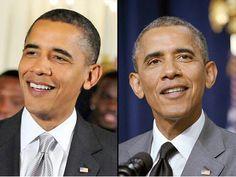 Obama Aging