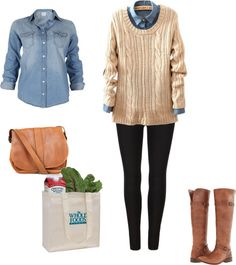 """My Project 333 Minimalist Winter Wardrobe Day 14"" by enchantedthimble on Polyvore"