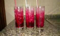 """""""Red & Pink or Pink & Red""""??? Eu não sei..!!! O que eu sei é que é muito bom!!!!!"""