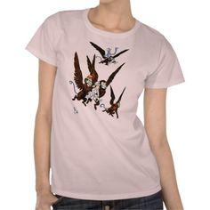 Alice in Wonderland T Shirts