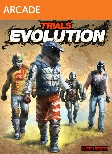 Trials Evolution. I can't stop playing this game