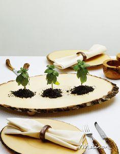 자연 그대로의 날음식
