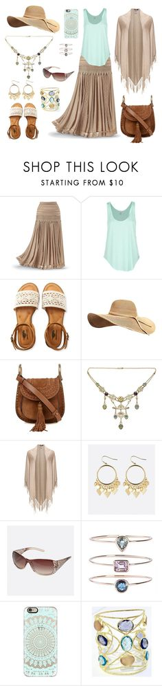Boho Summer Sands Outfit by dawn0001 on Polyvore featuring Rip Curl, Jette, Aéropostale, Chloé, Mela Loves London, Henry Wilson, Avenue, 19Fifth and Casetify More boho fashion and jewelry Follow>>>>> https://www.pinterest.com/dawn0001/bohemian-rhapsody/