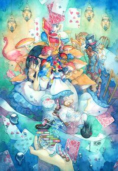 Taupe Syuka – Quand Alice au Pays des Merveilles rencontre la culture Japonaise