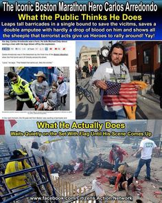 Yeah, there's some problems with the Boston Marathon bombing story (and the images)... if you want more info, go to http://www.cluesforum.info/viewtopic.php?f=24=1602
