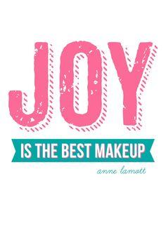 Joy is the best makeup. #joyofspecs