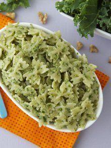 Kale Pesto: Your New Best Friend! | Weelicious.com