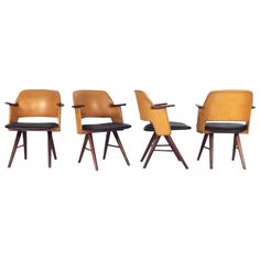 FE30 Chairs by Cees Braakman for PASTOE 1