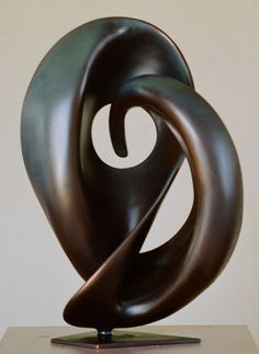 Bronze Sculpture by New Zealand artist Trevor J. A gallery of abstract and representational works of art. Metal Art Sculpture, Abstract Sculpture, Bronze Sculpture, Granite Paving, Water Features In The Garden, Black Abstract, Fine Art Gallery, Wood Carving, Ceramic Art