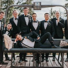 Sweetly Paired Best Wedding Planners in Denver | Wedding Chicks Groom Style, Groom And Groomsmen, Wedding Planner, Pairs, Wedding Planer, Groom And Groomsmen Cravats, Wedding Organizer
