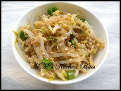 ......MM's Kitchen Bites......: Korean Salads...life beyond Pajeon is as easy!!