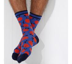 "Pánske žakárové ponožky ""pomaranče"", 1 pár   blancheporte.sk #blancheporte #blancheporteSK #blancheporte_sk #newcollection #novakolekcia #kolekcia #farby #oelwein #jar Socks, Collection, Fashion, Knee Highs, Men Wear, Tricot, Moda, Fashion Styles, Sock"