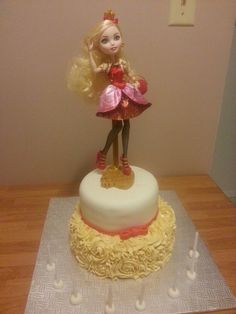 Ever after high. Apple White