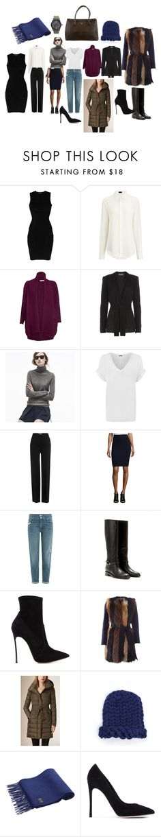 """""""Зимняя база"""" by anna-dranishnikova ❤ liked on Polyvore featuring GUESS by Marciano, Joseph, Bibico, Balmain, Lacoste, WearAll, Vanessa Bruno, Todd & Duncan, Mother and Balenciaga"""