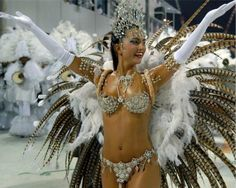 Panama-where my boyfriend's mother is from. She always tells me about Carnival and I want to go so badly!