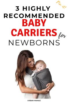 53cf8e2c32b 3 highly recommended baby carriers for newborn and babies! Hiking Baby  Carrier