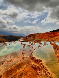 Soort Springs, Iran