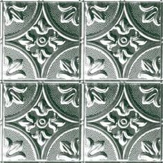 x 2 ft. Lay-in Suspended Grid Tin Ceiling Tile in Powder-Coated White sq. & case) at The Home Depot - Mobile Metal Ceiling Tiles, Ceiling Panels, Wall Tiles, Home Depot, Kitsch, No Ceilings, Steel Nails, Design Repeats, Style Tile