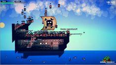 Pixel Piracy Devs on Piracy - http://www.worldsfactory.net/2013/12/03/pixel-piracy-devs-piracy