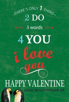 H αγάπη γιορτάζει! Ο αγιος βαλεντινος εχει την τιμητική του! Χρόνια πολλά στους ερωτευμένους! #βαλεντίνος #αγιοςβαλεντινος #αγάπη #valentine #ερωτευμένοι
