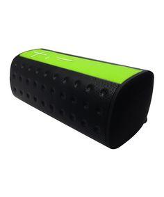 Another great find on #zulily! Waterproof Bluetooth Stereo Speaker #zulilyfinds