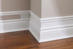 Install New Baseboards Over Existing Baseboards