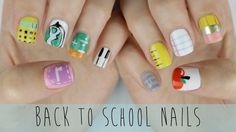Back to School Nails: The Ultimate Guide!