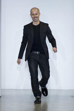 Calvin Klein Collection: menswear fall/winter 2014-2015