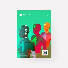 Plastic—69 Poster Series on Behance