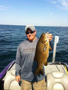 6lber from Lake Ontario www.bradparadisfishing.com